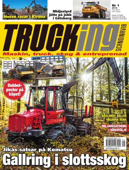 Trucking Scandinavia December 19, 2017 00:00