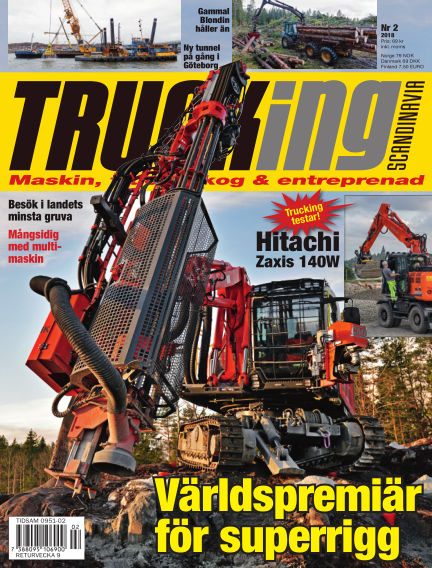 Trucking Scandinavia January 30, 2018 00:00