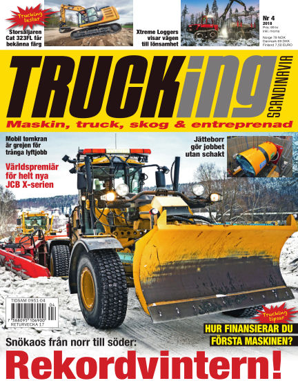 Trucking Scandinavia March 27, 2018 00:00