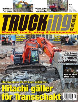 Trucking Scandinavia 2018-04-24