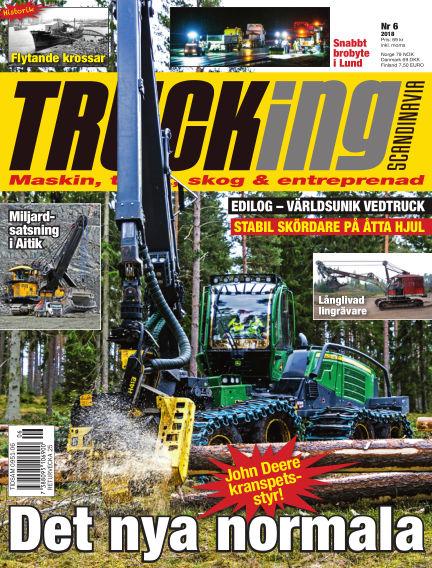 Trucking Scandinavia May 22, 2018 00:00
