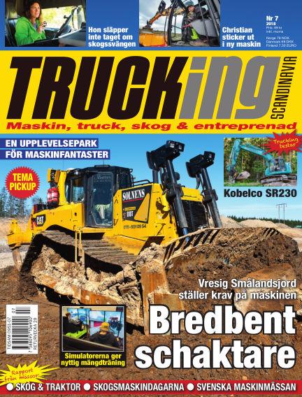 Trucking Scandinavia June 19, 2018 00:00
