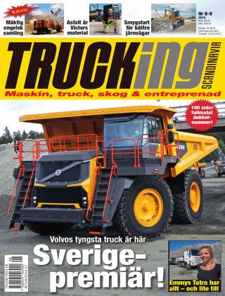 Trucking Scandinavia 2018-07-17