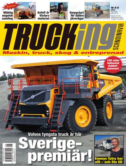 Trucking Scandinavia July 17, 2018 00:00