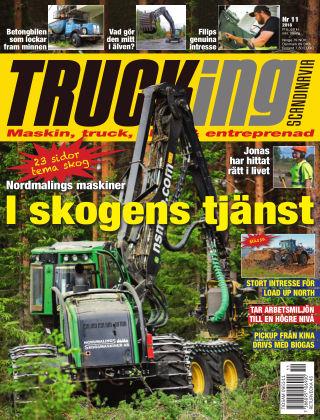 Trucking Scandinavia 2018-10-09