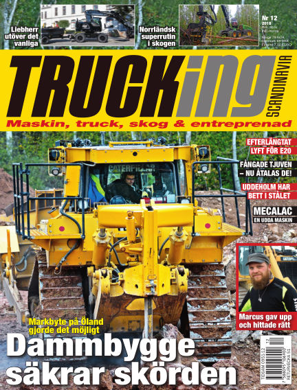 Trucking Scandinavia November 06, 2018 00:00