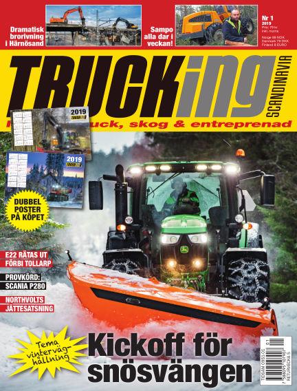 Trucking Scandinavia December 18, 2018 00:00