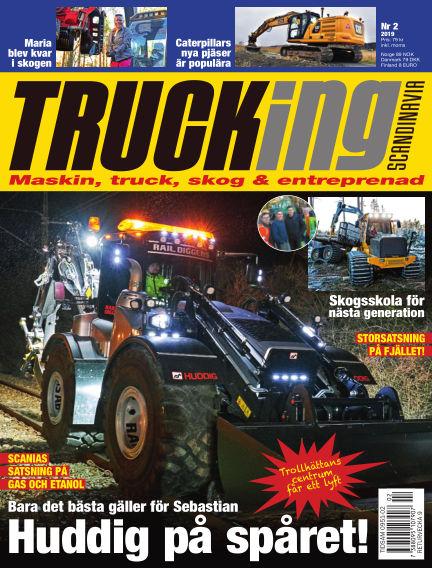Trucking Scandinavia January 29, 2019 00:00