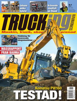 Trucking Scandinavia 2019-05-21
