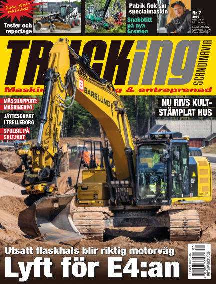 Trucking Scandinavia June 18, 2019 00:00