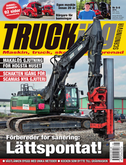 Trucking Scandinavia July 16, 2019 00:00