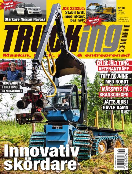 Trucking Scandinavia September 10, 2019 00:00