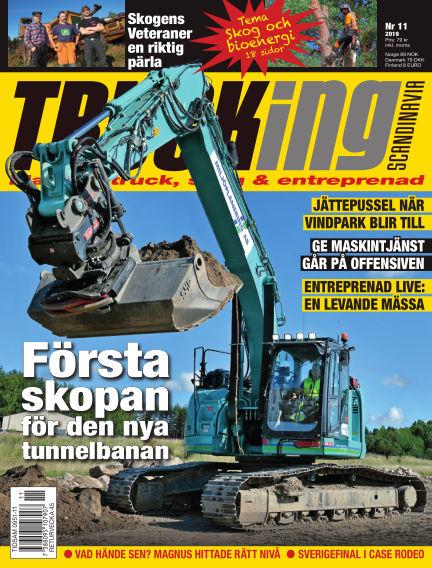 Trucking Scandinavia October 08, 2019 00:00