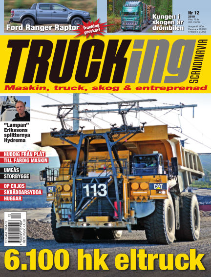 Trucking Scandinavia November 05, 2019 00:00