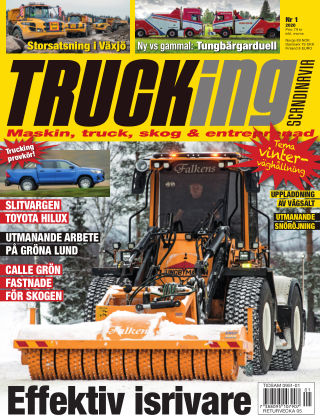 Trucking Scandinavia 2019-12-10