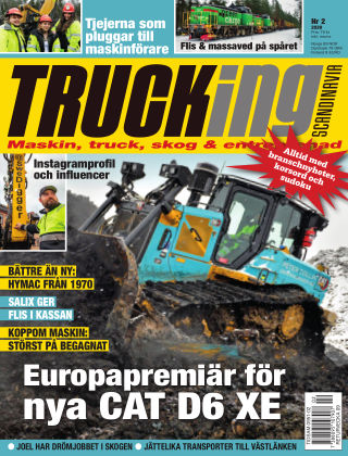 Trucking Scandinavia 2020-01-28