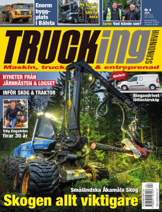 Trucking Scandinavia 2020-03-24