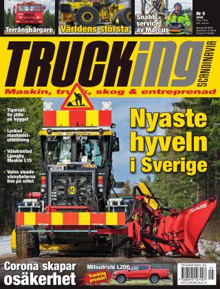 Trucking Scandinavia 2020-04-21