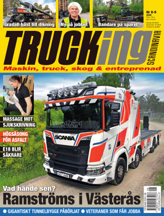 Trucking Scandinavia 2020-07-14