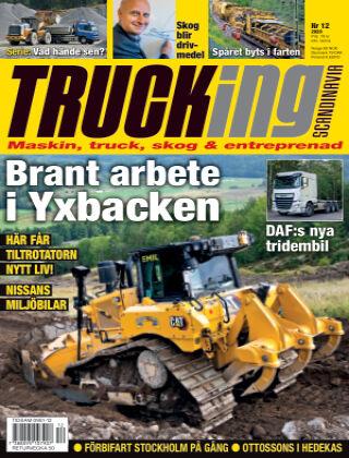 Trucking Scandinavia 2020-11-03