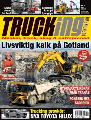 Trucking Scandinavia 2021-03-23