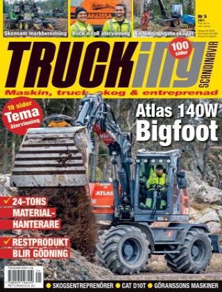 Trucking Scandinavia 2021-04-20