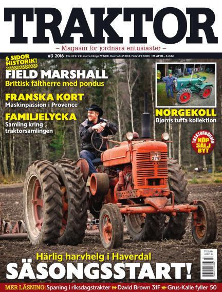 Traktor April 26, 2016 00:00