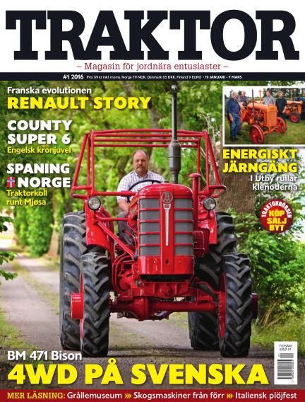 Traktor January 19, 2016 00:00