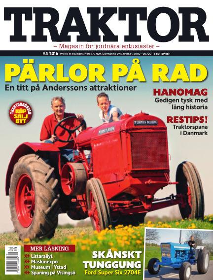 Traktor July 26, 2016 00:00