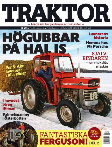 Traktor November 29, 2016 00:00