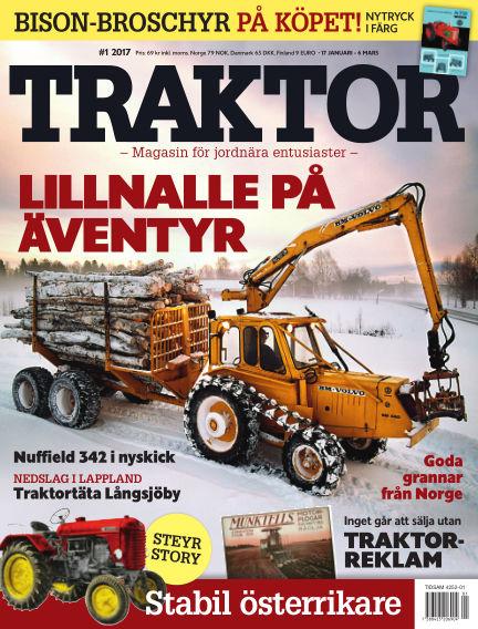 Traktor January 17, 2017 00:00