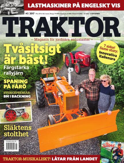 Traktor July 25, 2017 00:00