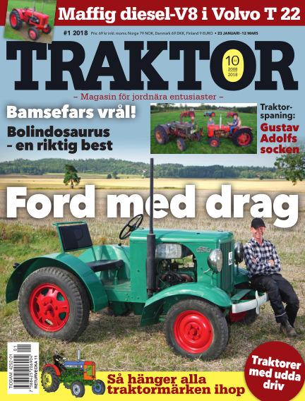 Traktor January 23, 2018 00:00