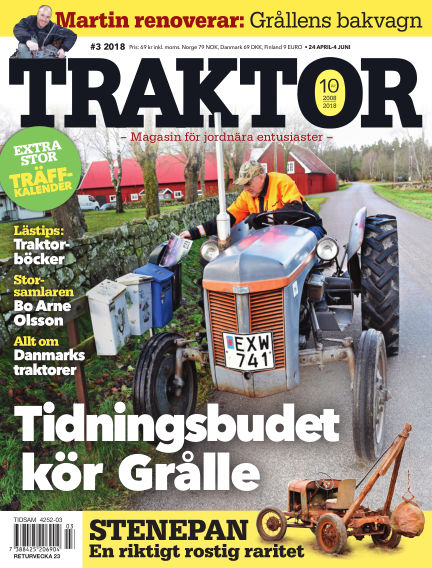 Traktor April 24, 2018 00:00