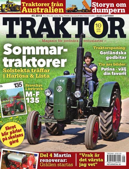 Traktor July 24, 2018 00:00