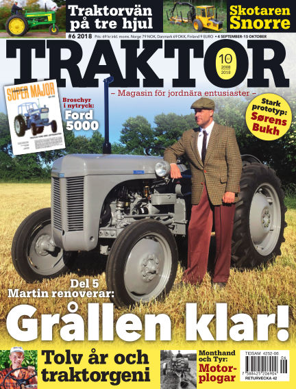 Traktor September 04, 2018 00:00