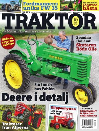 Traktor 2018-10-16