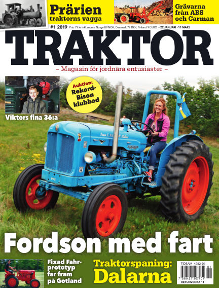 Traktor January 22, 2019 00:00