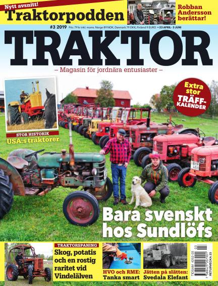 Traktor April 23, 2019 00:00
