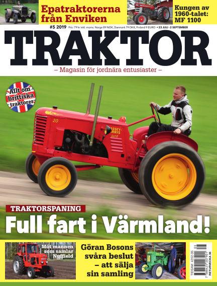Traktor July 23, 2019 00:00
