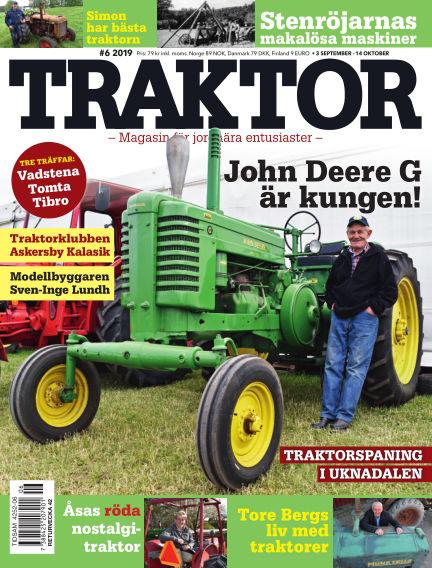 Traktor September 03, 2019 00:00