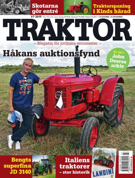 Traktor October 15, 2019 00:00