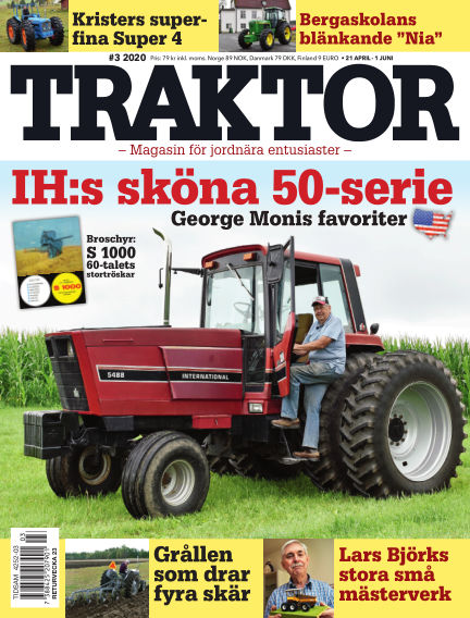 Traktor April 21, 2020 00:00