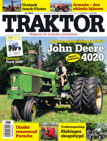 Traktor September 01, 2020 00:00