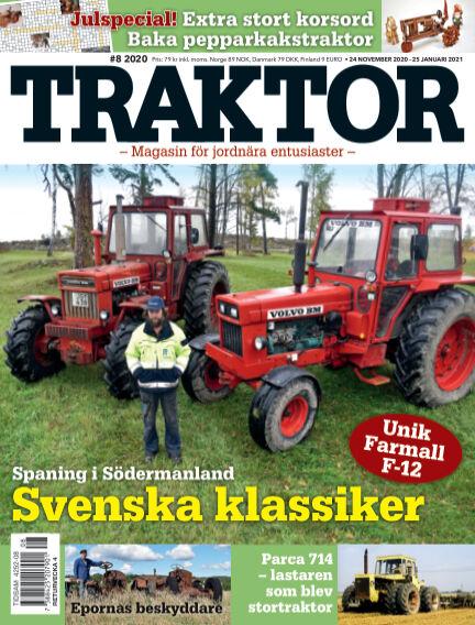 Traktor November 24, 2020 00:00