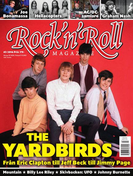 Rock'n'Roll Magazine April 19, 2016 00:00