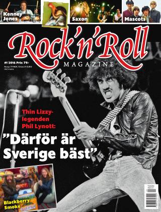 Rock'n'Roll Magazine 2015-12-15