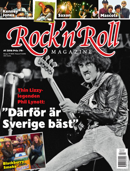 Rock'n'Roll Magazine December 15, 2015 00:00