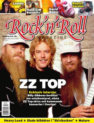 Rock'n'Roll Magazine 2016-02-16