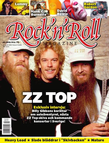 Rock'n'Roll Magazine February 16, 2016 00:00
